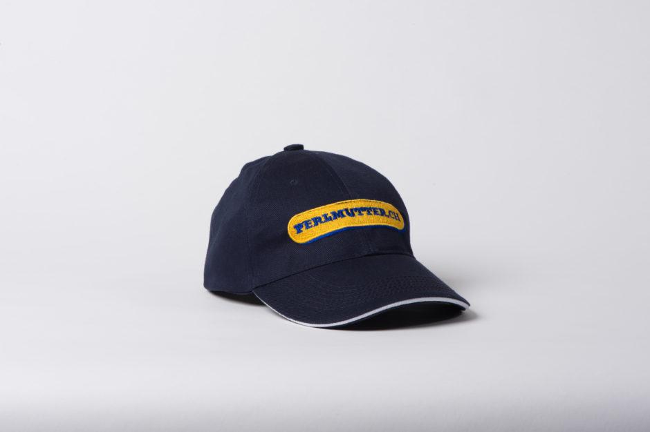 Base Cap Navyblau